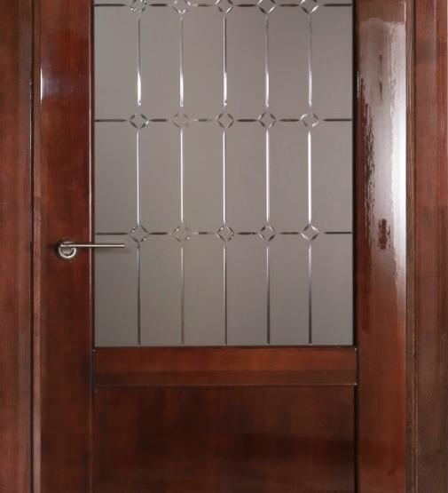 Межкомнатные двери Maestro Коллекция «Модерн» Премьера 52