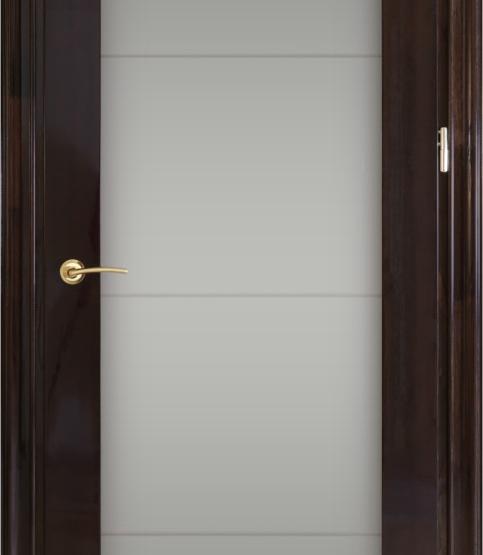 Межкомнатные двери Maestro Коллекция «Модерн» Премьера 400 триплекс