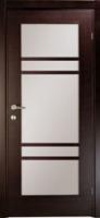 Межкомнатные двери Mario Rioli «LINEA» (Шпон) Linea 405L венге