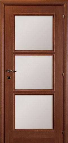 Межкомнатные двери Mario Rioli «PRIMO AMORE» (Шпон) Primo Amore 103 тонированный дуб