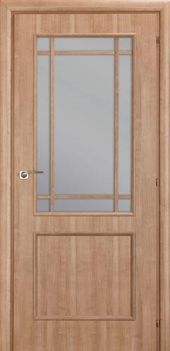 Межкомнатные двери Mario Rioli «SALUTO» (Ламинатин) Saluto 219L зимняя вишня