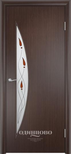 Межкомнатные двери Одинцово Двери ламинированные С-6 стекло