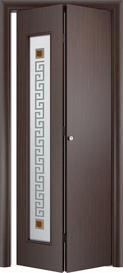 Межкомнатные двери Одинцово Двери складные Тип С-17