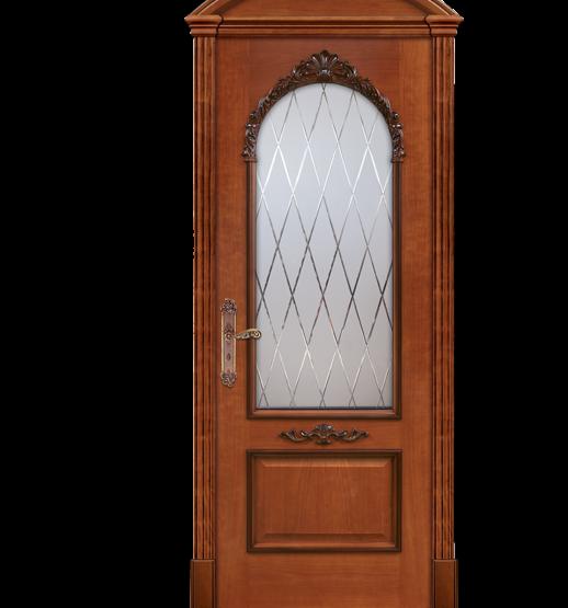 Межкомнатные двери Dariano Porte Премиум коллекция Варбара ДО гравировка