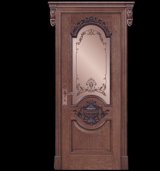 Межкомнатные двери Dariano Porte Премиум коллекция Эллада ДО стекло