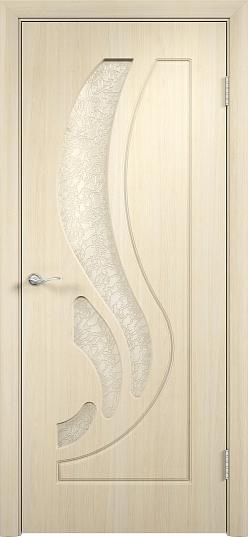 Межкомнатные двери Одинцово Двери облицованные ПВХ Лиана ДО стекло: Дельта