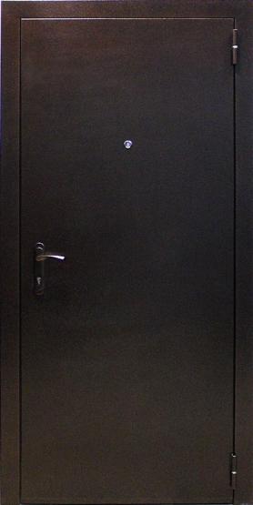 Входные двери Двери Белгородского производства  Фаворит 50 - внешнее покрытие медь антик